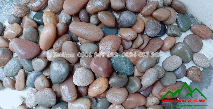 sỏi đá cuội trang trí