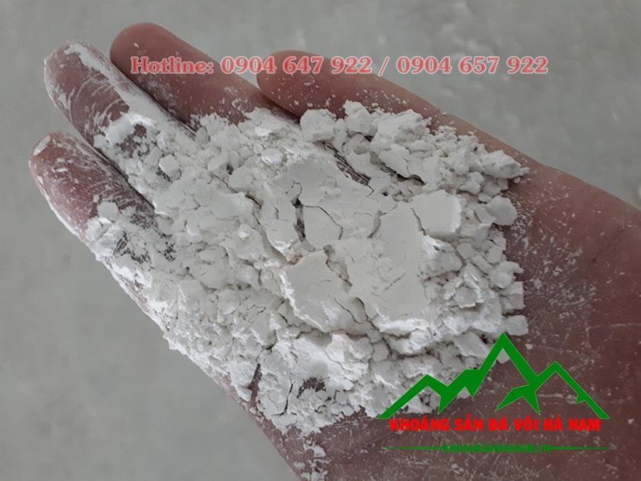 bột đá caco3 bột bả trét tường