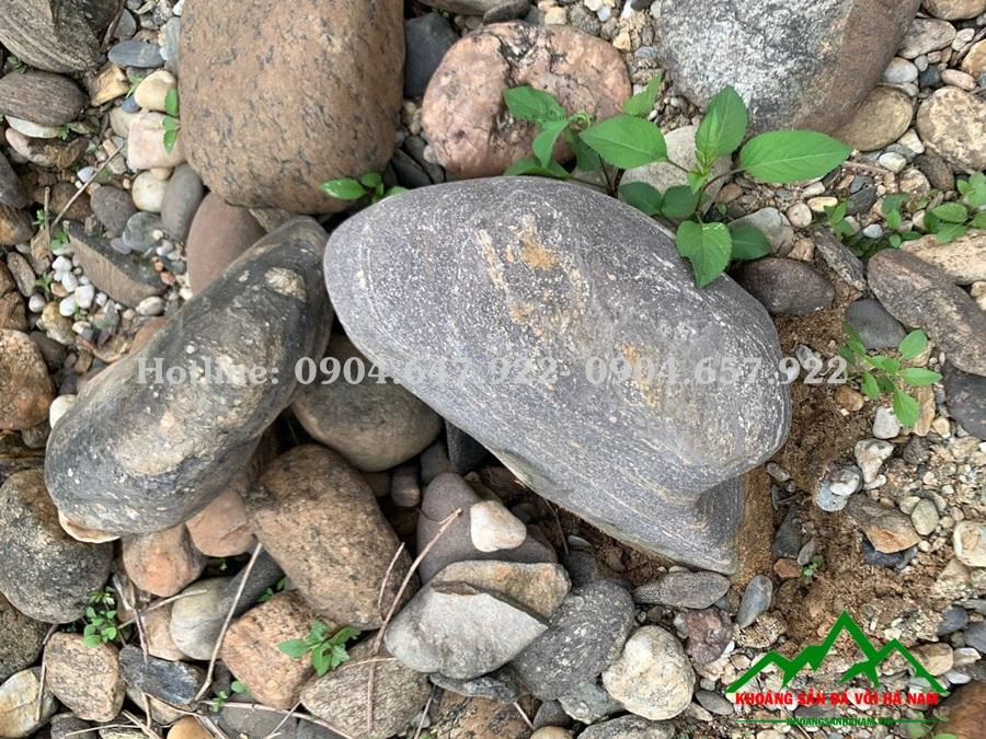 đá cuội to trang trí đẹp