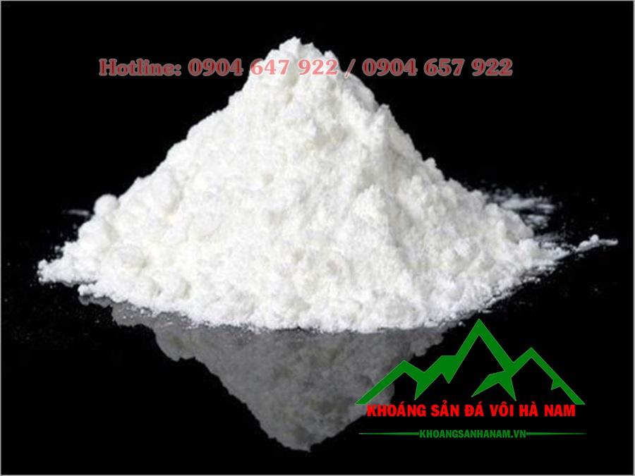 bột đá siêu mịn caco3