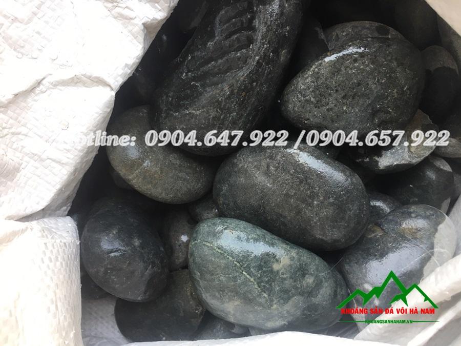 đá sỏi cuội thiên nhiên
