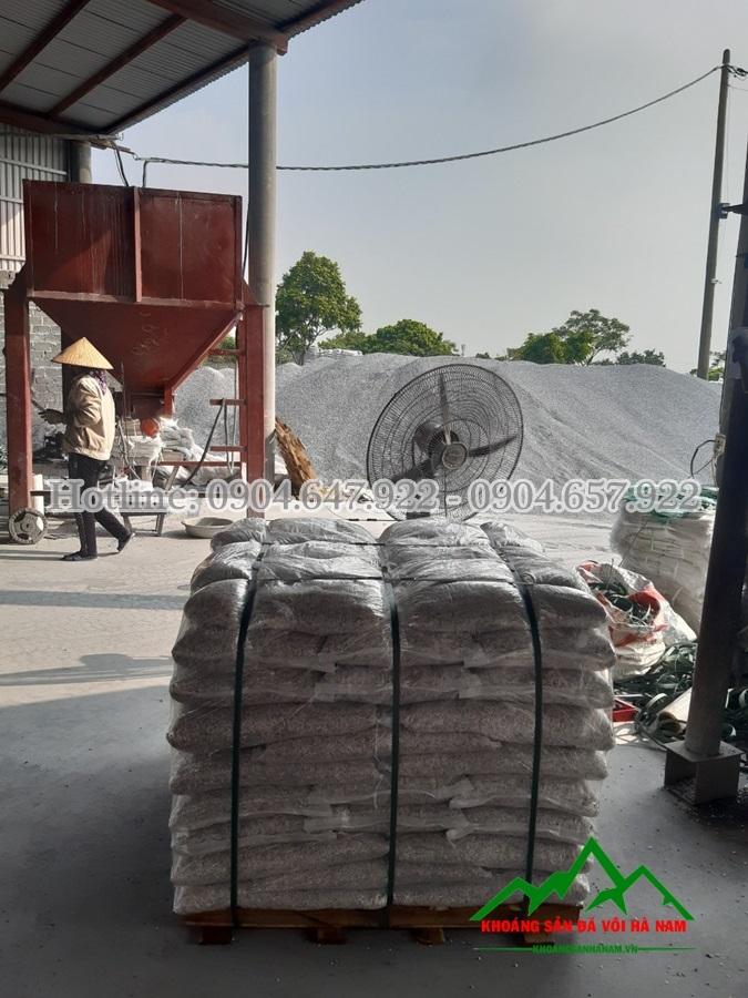sản xuất đá sỏi trang trí