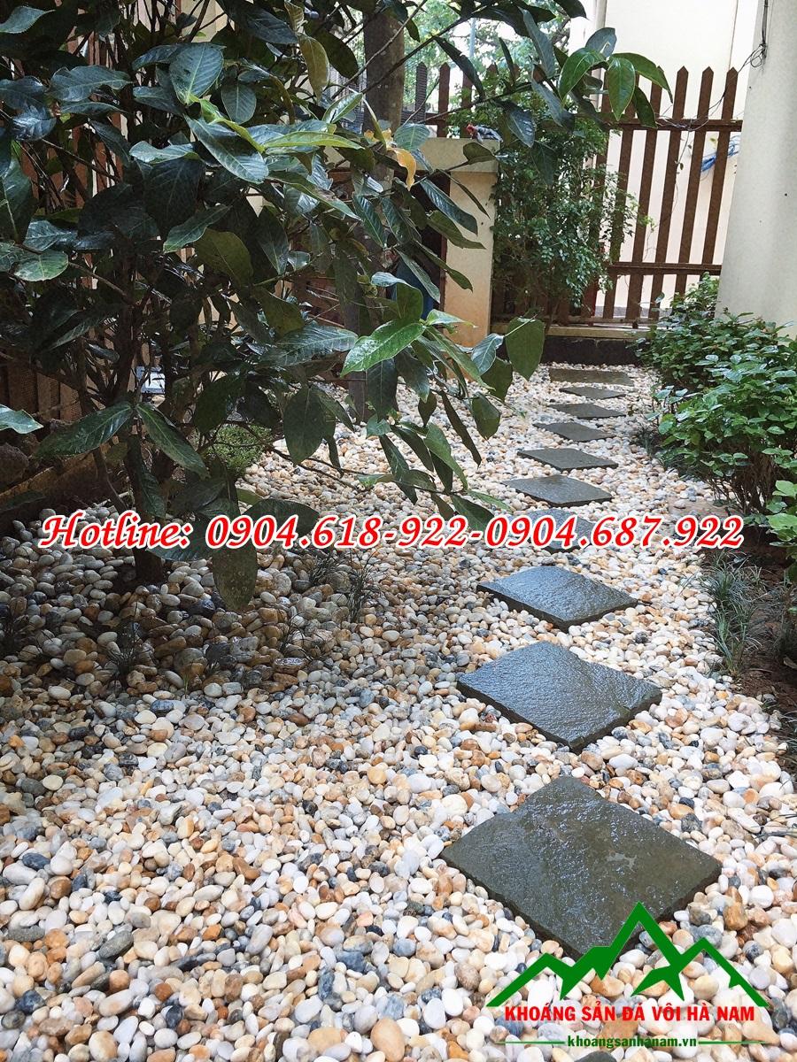 Thiết kế thi công sỏi trang trí sân vườn đẹp 3