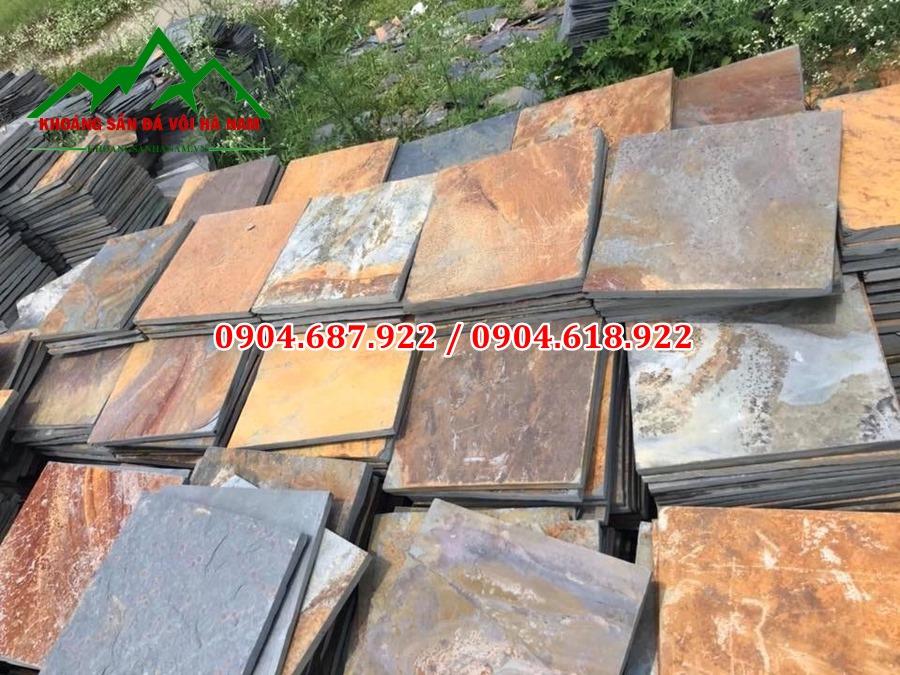 đá slate đa sắc lai châu