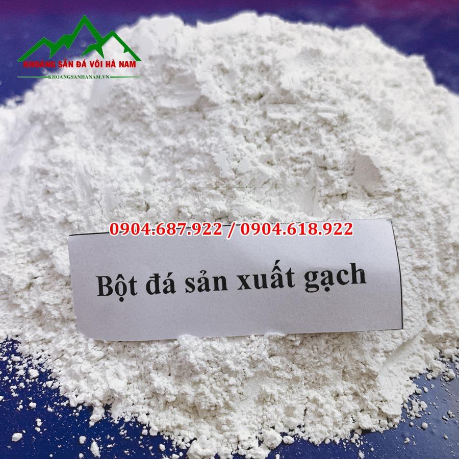 bột đá sản xuất gạch tại tp.hcm