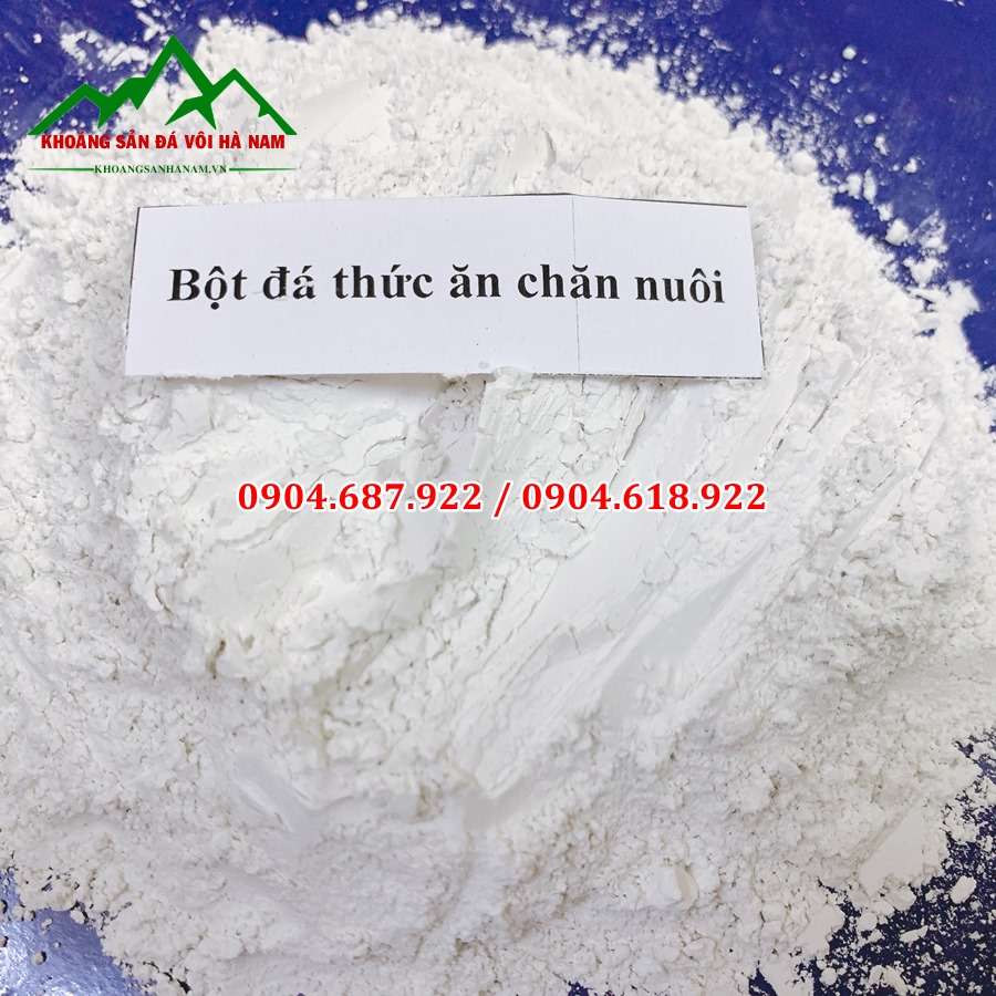 bột đá sản xuất thức ăn chăn nuôi tại tp.hcm